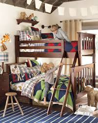 Try arranging twin beds in an l shape as pictured in this spacious and functional boys' room from decorating your small space. Boys Bedroom Decor Ideas Decorifusta