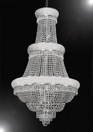 g93 c6 448 21sw gallery empire style empire crystal chandelier