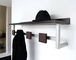 Decorative Wall Mounted Coat Rack Wooden Wall Mounted Coat Rack Exciting Wooden Coat Hooks Wall 23