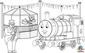 Small Picture And Thomas The Train Coloring Pages For Fun Drawing Lessons Bebo