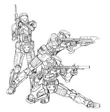 Small Picture Coloring Download Master Chief Coloring Page Halo 4 Master Chief