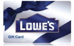 hurry over to ebay to score a 100 lowes e gift card with a 15 bonus code for only 100 simply purchase the 100 e gift card and you ll receive a bonus