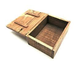 en rustic wooden box boxes australia en