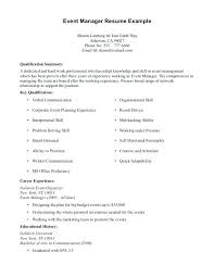 Work Experience Resume Example No Work Experience Resumes Work