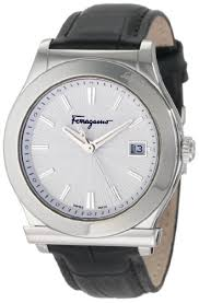 amazon com salvatore ferragamo men s f62lbq9902 s009 1898 black amazon com salvatore ferragamo men s f62lbq9902 s009 1898 black leather dress watch watches