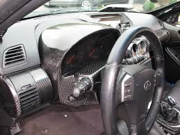 Complete Interior Carbon Fiber Wrapping Project - 6MT.net Infiniti ...