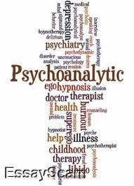 psychoanalytic theory literary theory