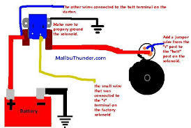starter solenoid wiring diagram efcaviation com how to rewire a lawn mower at Starter Solenoid Wiring Diagram For Lawn Mower