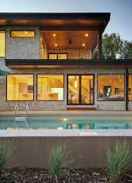 contemporary home exterior color schemes. splashy kitchen soffit in exterior contemporary with cabin color scheme next to quartzite alongside modern minimalist house plans and design a home schemes