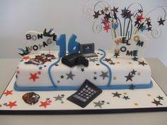 There are several reasons for us to be happy and you are one of them, my dear child. 16th Birthday Cakes For Boys 16th Birthday Cakes On Pinterest 16th Birthday Cakes Boy 16th Birthday Cakes 16th Birthday Cake Ideas Boys 16th Birthday Cake