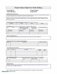 Project Tracking Sheet Template And Status Report Sample Lead ...