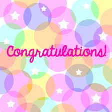 Bright And Happy Congratulations Ecard Free For Everyone