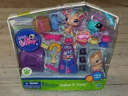 Littlest Pet Shop Light Up Dragonfly New Littlest Pet Shop Playset Sunshine Travels Hasbro Nib Factory Sealed