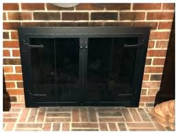 southern hearth and patio southern fireplace door specities fireplace doors glass southern hearth patio hammered edge