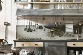 Kitchen:Industrial LoftIndustrial LoftIndustrial Loft Vintage Style  Industrial Kitchens Design With Neat Look Kitchen Stool