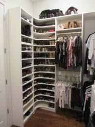 atlanta closet corner shoe shelves 02 contemporary closet