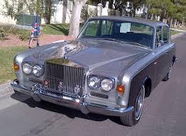 Rolls Royce Silver Shadow Long Wheelbase