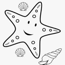 Small Picture Sea Star Coloring Page Starfish Coloring Page Starfish Coloring