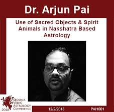Arjun Pai Chart Use Of Sacred Objects Spirit Animals In Nakshatra Based Astrology