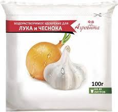<b>Удобрение</b> Агровита для <b>лука и</b> чеснока, 100г, Нов-Агро по цене ...