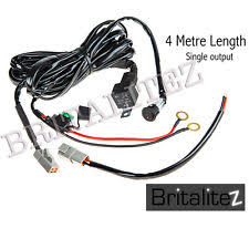 bmw e30 loom in car wiring looms universal spot fog 4x4 4wd light wiring harness loom quality loom led uk seller