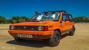 Cool classic cars Seat Panda Terra RRS #21 photo editor Blazzjah ...