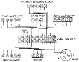 honeywell 2 port zone valve wiring diagram how to wire a zone Honeywell V4043 Wiring Diagram 2 port valve wiring diagram honeywell v4043h wiring diagram