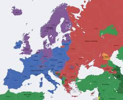 10 Revealing Maps Of Religion In Europe