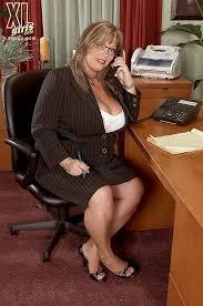 Huge ass plumper secretary