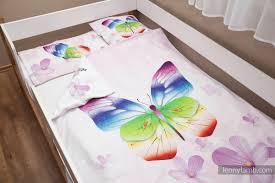 baby sheet sets baby sheet set butterflies duvet cover 100x130cm pillow 40x60cm
