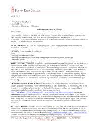 10 Pharmacy Technician Letters Resume Template Info