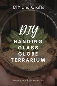 diy terrarium 3 level hanging globe terrarium tutorial