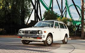 1975 Honda Civic CVCC and 1979 Honda Civic CVCC Wagon - Motor ...