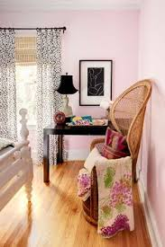 chic wicker bathroom furniture cant get over those dalmation print curtains