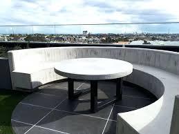 outdoor concrete tables gallery snap concrete outdoor concrete table concrete round table and benches outdoor