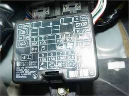 missing fuse box cover monterosportonline net forum 1995 mitsubishi pajero fuse box diagram at Mitsubishi Pajero Fuse Box Layout