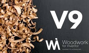 woodwork for inventor v9