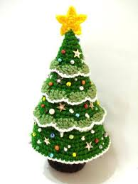 Free Crochet Christmas Tree Patterns New Decor To Turn Your Home Into A Crochet Christmas Wonderland