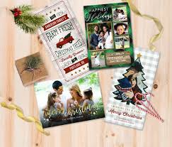 Online Christmas Card Maker Free Printable Custom Photo Cards And Invitations For Every Occasion