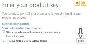 Microsoft Office 2016 Product Key Free Full Download Latest