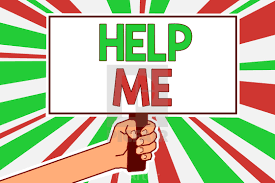 Text Sign Showing Help Me Conceptual Photo Asking Someone