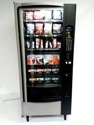 Crane Vending Machines Uk Cool CRANE REFRESHMENT 48 Combination VENDING MACHINE Crisps Chocolate