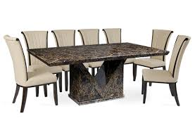 marble dining set archives thomas brown furnishings for 8 chair dining table ideas