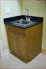 Awesome Kitchen Sink Base Floor Cabinet Natural Maple Shaker 30