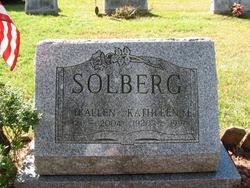 Harry Allen Solberg (1920-2004) - Find A Grave Memorial