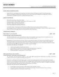 application developer resume. Unique Application Developer Resume Madiesolutioncom