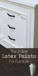 best paint for furniturePaint Your Furniture with NO Sanding  Refinished furniture Paint