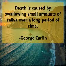 George Carlin I Think People Should Be Quotes 4 Folks
