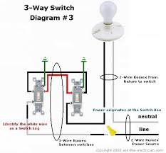 how to wire way switches 3 way switch wiring diagram 3