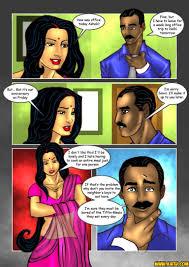 Savita Bhabhi Episode 17 Double Trouble Part 2 Kirtu